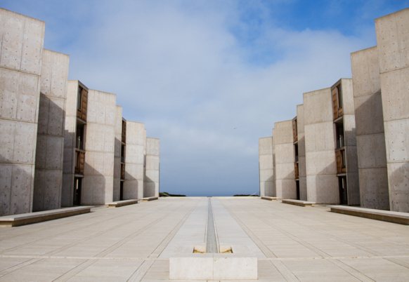 Cathedrals of Culture, Robert Redford, Salk Institute