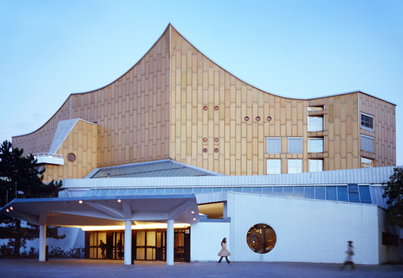 Cathedrals of Culture, Wim Wenders, Berlin Philharmonic