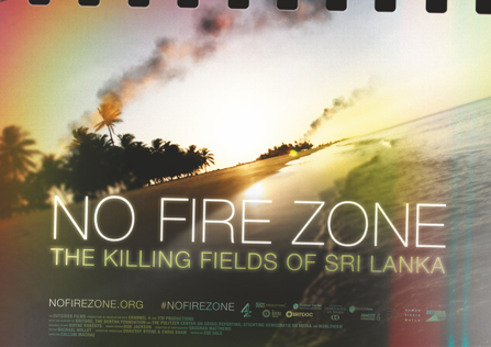 No Fire Zone (poster)