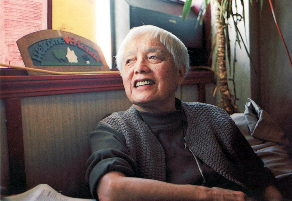 American Revolutionary – Grace Lee Boggs Welcome Friends